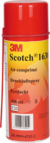 Сжатый воздух аэрозоль 3М Scotch 1638 для очищения, удаления пыли