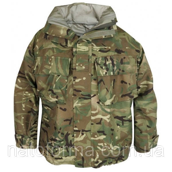 Куртка, дождевик MVP MTP (Gore-Tex), старого образца, армия Великобритании, оригинал