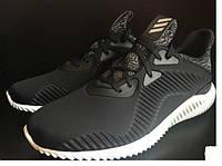Мужские кроссовки Adidas Alphabounce Ash черный