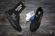 "Мужские кроссовки Asics Gel Lyte V ""Night Shade Pack"" Black H5R2N-9090, Асикс Гель Лайт 5, фото 3"