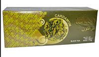 "Черный чай TM Tarlton ""Кардамон"" пакетированный 3х25"