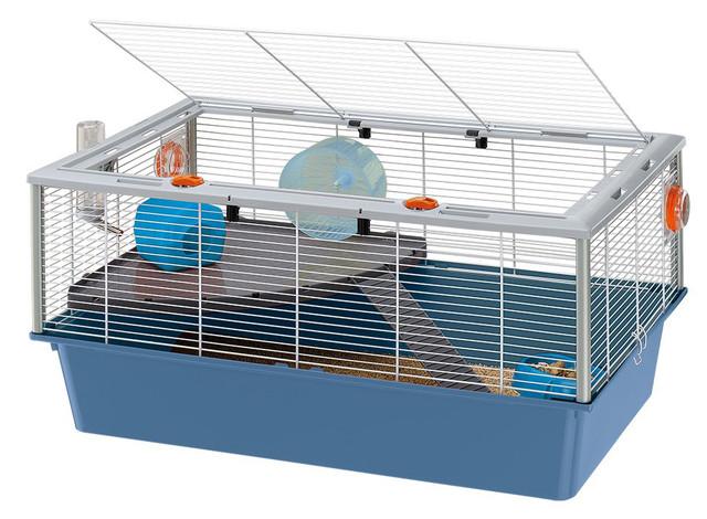 Ferplast CRICETI 15 Клетка для хомяков, с открывающейся крышей