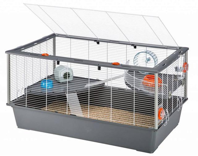 Ferplast CRICETI 100 Клетка для хомяков, крыс, мышей
