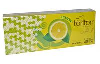 """Черный чай TM Tarlton """"Лимон"""" пакетированный 3х25"""