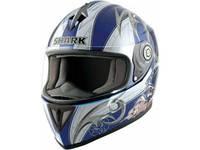 Качественный мото шлем интеграл Shark Rsi Acid размер L Франция