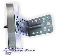 Кріпленя для 2 шт. фотомодулів в ряд ( Потужністю від 250 до 300 Вт )
