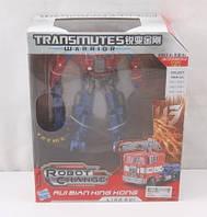 Робот-трансформер V701-1 Оптимус Прайм