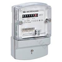 Электросчетчик однофазный однотарифный NIK 2102-02 М1В (5-60А)