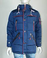 Зимняя мужская куртка (тинсулейт) ZPJV ZD-308, фото 1