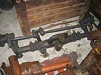 Ось передняя в сборе (со ступицами) ЮМЗ 45-3000020-В1-03