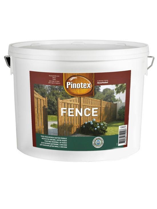 Pinotex Fence 10л, заячья капуста