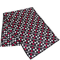 Яркий мужской флисовый шарф 175 на 31 см ETERNO (ЭТЭРНО) ES2207-5 разноцветный