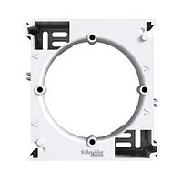 Коробка для наружного монтажа дополнительная Schneider Electric Asfora, белая