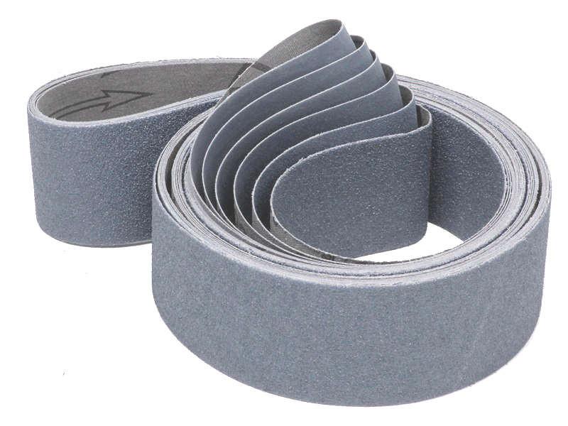 Бесконечная лента на бумажной основе  Klingspor PS 27 DW ANTISTATIC Р500 50х1200