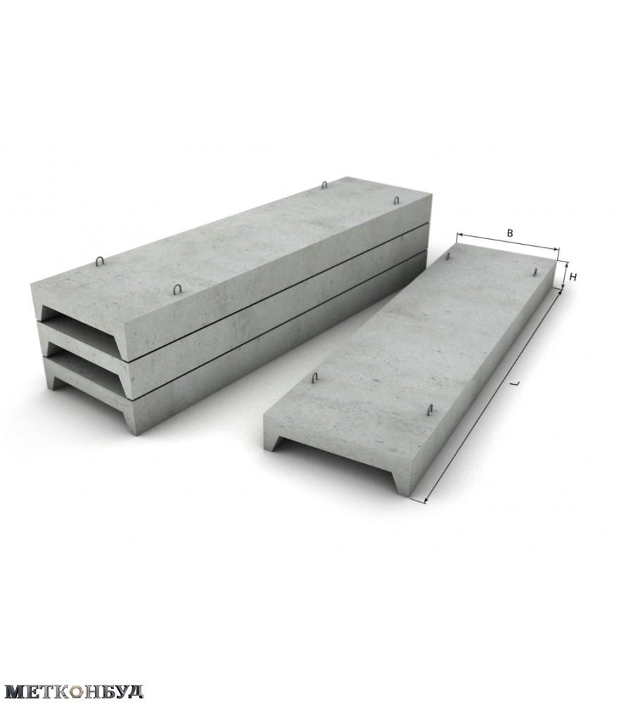 Плита покрытия 1ПГ 12-4А3ВТ