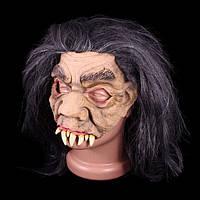Маска-страшилка на Хэллоуин