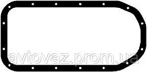 Прокладка картера масляного (поддона) ВАЗ 2108, ВАЗ 2109, ВАЗ 2110, ВАЗ 2112, Калина