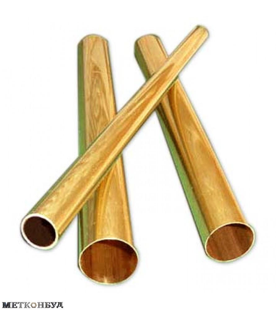 Латунная труба Л63 10х1,5 мм