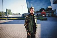 Бомбер F&F Camo , куртка-бомбер