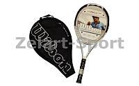 Ракетка для большого тенниса WILS WRT581500-2 N6.3 HYBRID grip 2