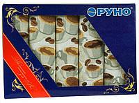 Набор кухонных полотенец Руно в подарочной упаковке Кофе 45х80 5шт