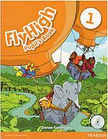 Учебник Fly High 1 Pupil's Book + Audio CD