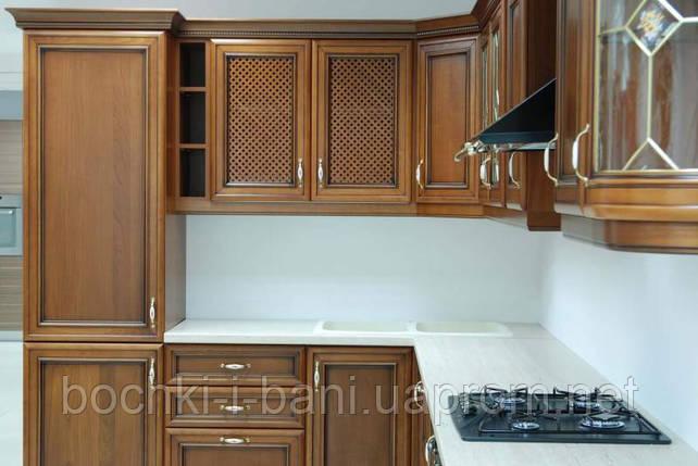 Кухонный гарнитур из массива, фото 2