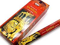 SANDAL (DARSHAN) Благовония, аромапалочки, шестигранник