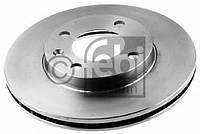 Тормозной диск передний для VW, Audi,Seat, производитель FEBI (Германия)