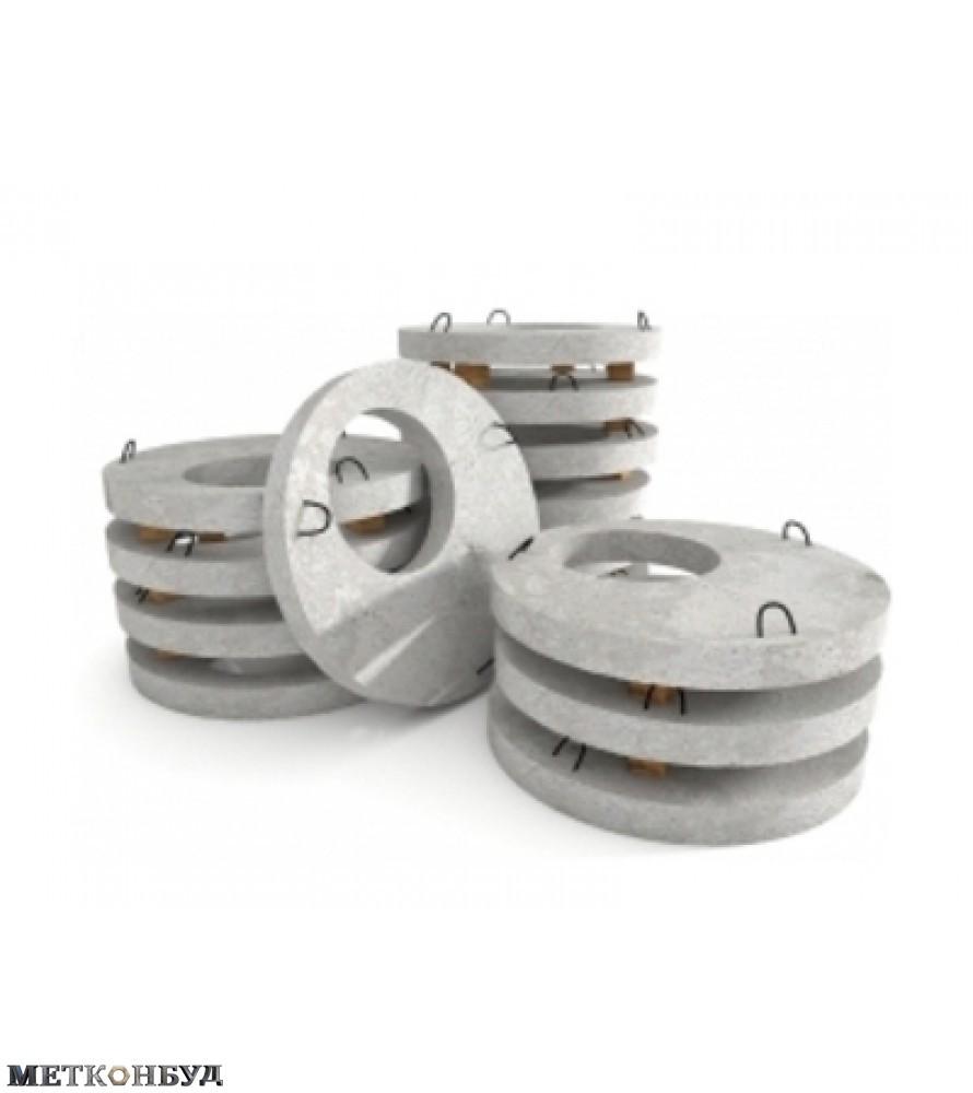 Плита бетонная  ПП10-1