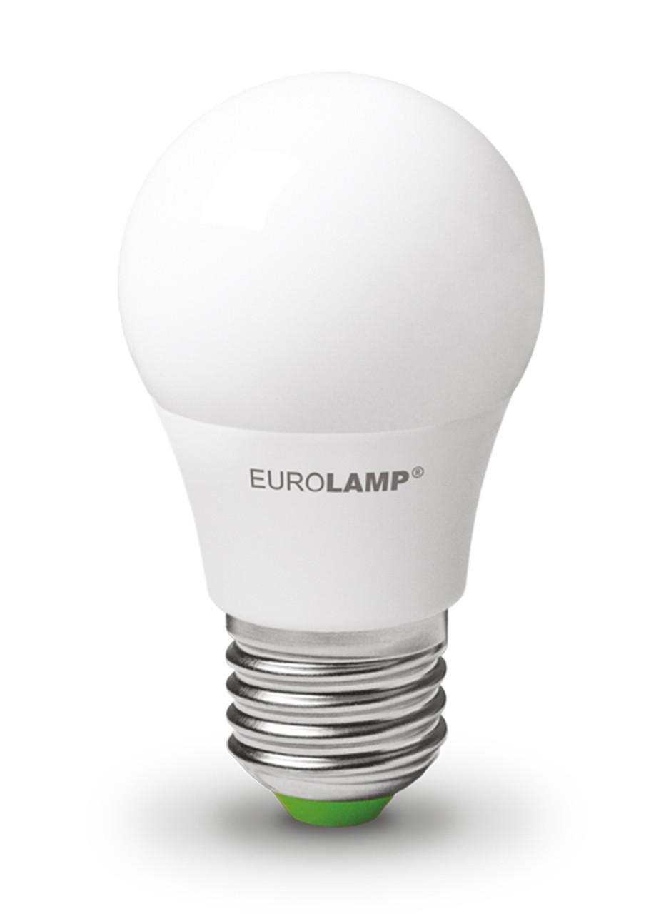 "LED Лампа Eurolamp EKO серия ""D"" A50 7W E27 4000K"