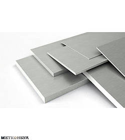 Лист алюминиевый АД1М 0,5х1200х3000 мм
