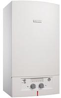 Котел газовый BOSCH  Gaz 4000W ZWA 24-2 K. • Тип: Атмосферный.• Мощность кВт: 24.• Кол-во контуров:2