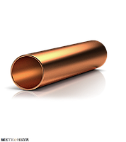 Труба медная М2 40x2 мм