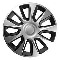 Колпаки Elegant Stratos Silver Black R13