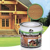 Wood Protect 2.5 л. Махагон