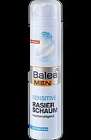 Пенка для бритья Balea Men Sensitive, 300 мл