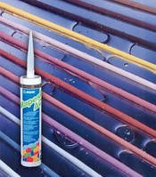 Силиконовый клей-герметик Мапесил АС / Mapesil AC (100, 110, 113, 114, 120, 130-132, 141-144, 999) уп.0,31 кг