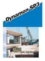 Суперпластификатор  Дайнамон СП 3 / Dynamon SP3  (уп. 25 кг)
