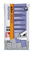Клей  сложных оснований Виколихт Акрил Флекс /  Vicolith Acrylic Flex белый (уп. 25 кг)