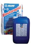 Двухкомпонентный  быстрый эластичный клей Elastorapid WH / Эласторапид белый (комплект 31,25 кг)