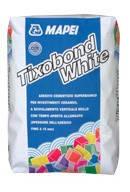 Клей для плитки ультрабелый Тиксобонд, белый / Tixobond White (уп. 25 кг)