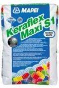 Клей для плитки Керафлекс Макси С1 белый / Keraflex Maxi S1 Wh (уп. 23 кг.), Польша