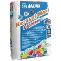 Клей быстротвердеющий Керасет Макси Экспресс / Keraset Maxi Express (уп. 25 кг)