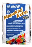 Клей для плитки Мапеклей Экстра / Mapeklej Extra (уп. 25 кг) серый