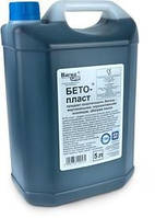 Пластификатор в бетон и для стяжки теплого пола Бето-Пласт (200л)