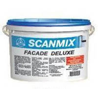 Краска фасадная  Сканмикс Фасад Делюкс / Scanmix Facade DeLuxe (уп.10 л)