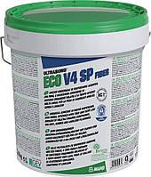 Клей универсальный вододисперс. с фиброй Ультрабонд Эко В4 SP Fiber / Ultrabond Eco V4 SP Фибер (уп.16 кг)