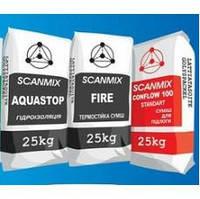 Смеси для полов Сканмикс Конфлов СП / SCANMIX Conflow SP (уп. 25 кг)