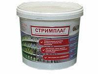 Быстросхватывающийся гидроизоляционный состав Стримплаг (уп. 5 кг)